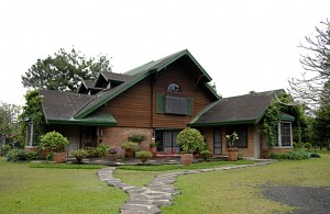 The Alcantara House