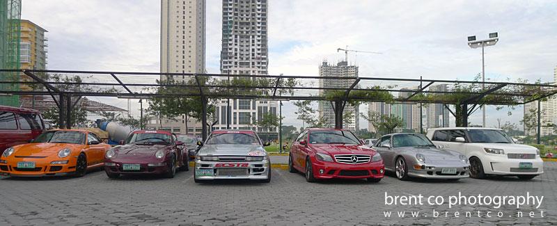 Cars at BHS