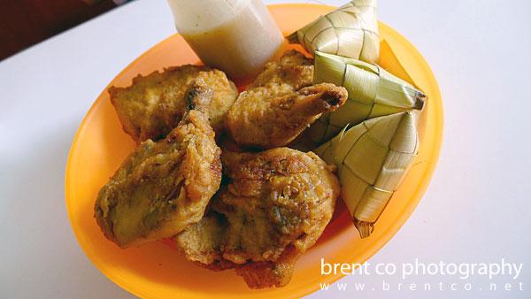 Fried Native Chicken