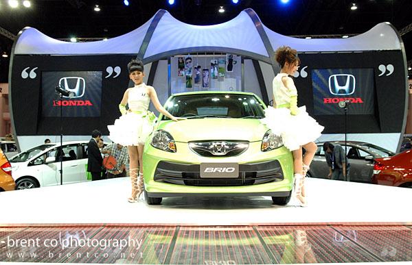 Honda Brio World Premiere