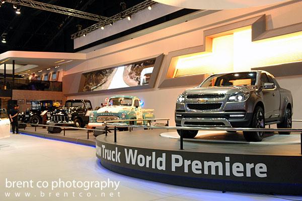 Colorado Show Truck World Premiere