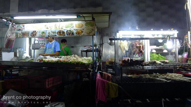 Ratchadamri Road BBQ