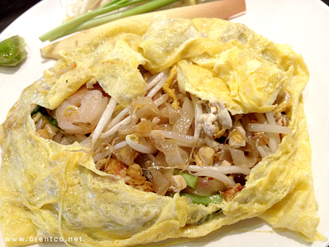 Pad Thai unwrapped